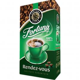 Cafea macinata Rendez-Vous Fortuna, 500 gr