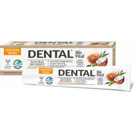 Pasta de dinti ingrediente naturale Dental Bio Vital Natural Detoxify 75 ml