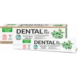 Pasta de dinti ingrediente naturale Dental Bio Vital Natural Fresh 75 ml
