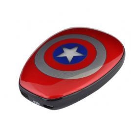Baterie externa avengers, 12000 mah, 1 x usb
