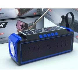 Boxa portabila cu incarcare solara, radio, lanterna