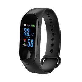 Bratara fitness smartband m3, bluetooth, oled, ip67, ritm cardiac, notificari apeluri