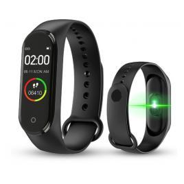Bratara fitness smartband m4 plus + casca bluetooth cadou