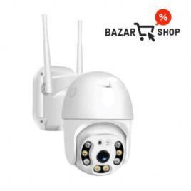 Camera de supraveghere ip 1080, 2mp, infrarosu, senzor de miscare, card sd
