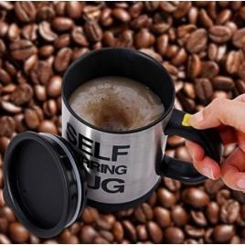 Cana cu amestecare automata - self-stirring mug