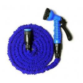 Furtun extensibil magic hose pentru gradina 30 m + pistol de udat cadou