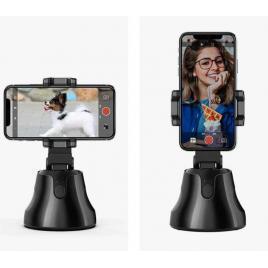 Suport smart pentru telefon, urmarire automata cu rotire la 360 grade