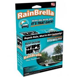 Tratament pentru parbriz wipe new rainbrella, laveta si manusi incluse