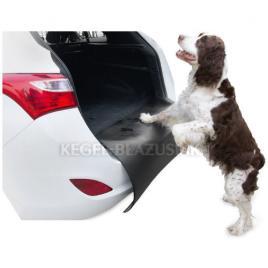Husa protectie spoiler spate , previne zgarierea barii spate cand urcati cainele in masina kft auto