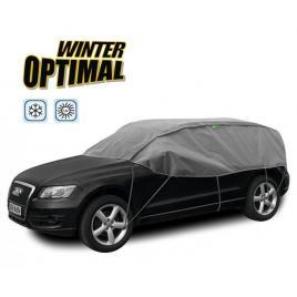 Semi prelata auto winter optimal suv pentru protectie inghet si soare, l=300-330cm, h=85cm kft auto