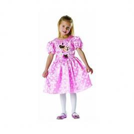 Costum clasic minnie mouse roz (marime m)