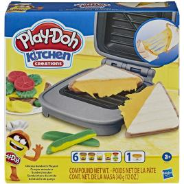Play doh set sandvis cu branza