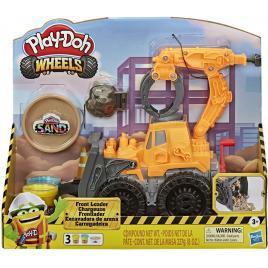Excavator playdoh cu accesorii