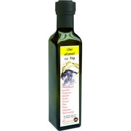 Ulei afumat cu fum de fag 100% natural - 100 ml