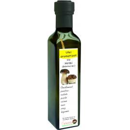 Ulei aromatizat cu Hribi (Boletus sp.) - 100% natural - 100 ml
