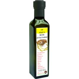 Ulei infuzat cu Maitake (Grifola frondosa) - 100% natural - 100 ml