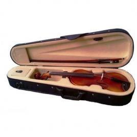 Vioara clasica din lemn pentru incepatori 4/4 inclusa geanta transport
