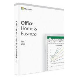 Microsoft Office 2019 Home and Business 32/64 bit toate limbile licenta electronica