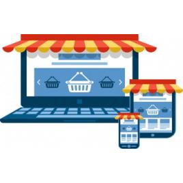 Pachet servicii Web Design - Magazin online