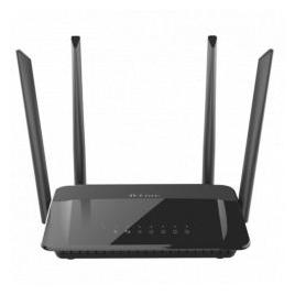 Router wireless D-Link AC1200 Dual Band Gigabit