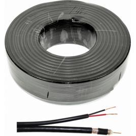 Cablu video si alimentare PNI CCTV-B 100M