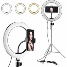 Kit Selfie Ring pentru poze profesionale