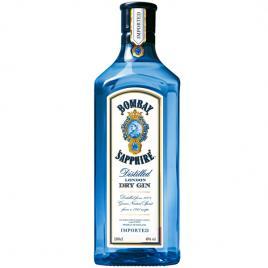 Bombay sapphire, gin, 1l