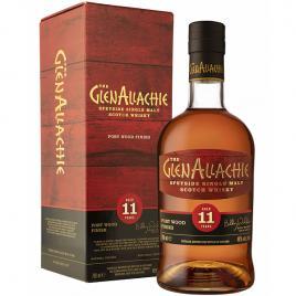 Glenallachie 11yo port wood finish, whisky, 0.7l