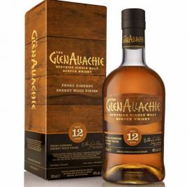 Glenallachie 12yo p.x. cherry wood finish, whisky, 0.7l