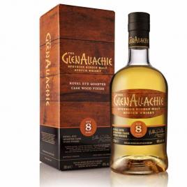 Glenallachie 8yo koval quarter cask finish, whisky, 0.7l