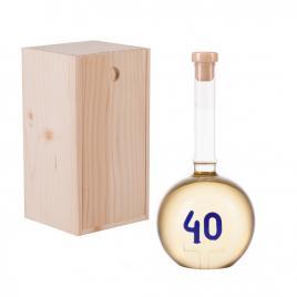 Balon aniversar 40 ani, 500 ml