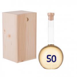 Balon aniversar 50 ani, 500 ml
