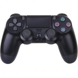 Joystick controller doubleshock 4 gamepad, pentru consola ps4, cu vibratii