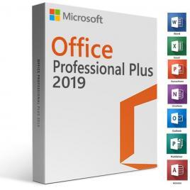 Microsot Office Professional Plus 2019 RETAIL - permanenta - oferim asistenta - 32/64 bit - 25 limbi
