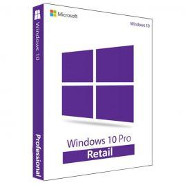 Windows 10 Pro FULL RETAIL - 32/64 bit -permanenta + tutorial video