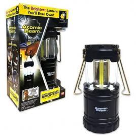 Lampa pliabila tip felinar pentru camping cu led, atomic beam brighter