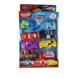Set 8 masinute Cars