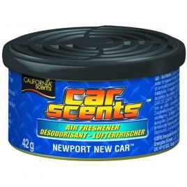 Odorizant auto California Scents, Newport New Car, 42g