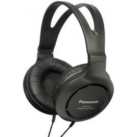 Casti audio cu banda Panasonic RP-HT161E-K, Negru