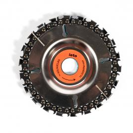 Disc cu lant 100 mm pentru polizor unghiular