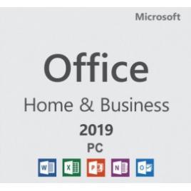 Microsoft Office 2019 Home and Business pentru Windows 10 si Mac - Activare prin cont Microsoft