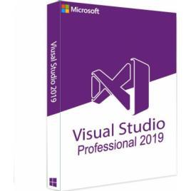 Microsoft Visual Studio Professional 2019 retail 32/64 bit licenta electronica