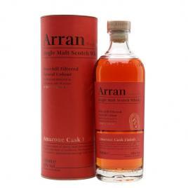 Arran amarone finish cask, whisky, 0.7l