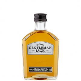 Jack daniel's gentleman jack, whisky, 0.05l