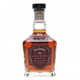 Jack daniel's single barrel rye, whisky, 0.7l