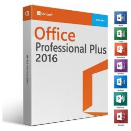 Microsoft Office 2016 Professional Plus 32/64 Retail Licenta electronica - activare telefon
