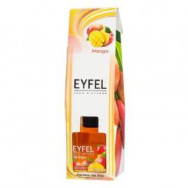 Odorizant cameră Eyfel cu bețișoare, MANGO 120 ml