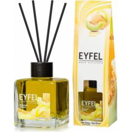Odorizant cameră Eyfel cu bețișoare, PEPENE GALBEN 120 ml