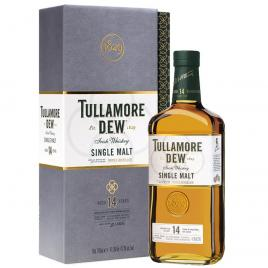 Tullamore dew 14yo, whisky, 0,7l