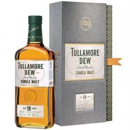 Tullamore dew 18yo, whisky, 0,7l